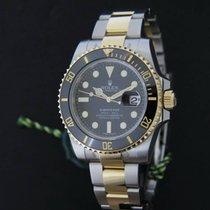 Rolex Submariner Date Gold/Steel NEW 116613LN