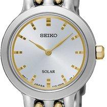 Seiko Solar nieuw 23mm Staal