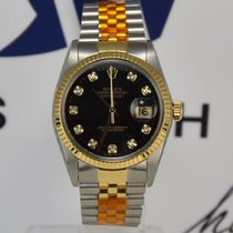 Rolex Datejust LC100 Box Papiere Revision bei Rolex  Diamantblatt