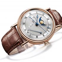 Breguet Classique Moon Phase Power Reserve