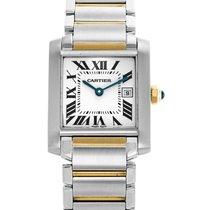 Cartier Watch Tank Francaise W51012Q4