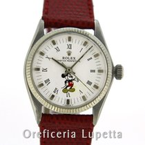 劳力士  Oyster Perpetual 31mm Quadrante After Market Mickey Mouse...