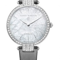 Harry Winston Premier White gold 36mm Mother of pearl