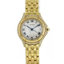 Cartier Cougar Yellow gold 26mm White United States of America, New York, New York