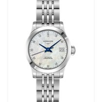 Longines Record L2.320.4.87.6 2019 new