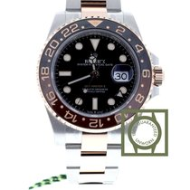 Rolex GMT Master II Root Beer Everose Gold