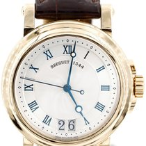 Breguet 40mm Automatic pre-owned Marine White