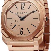 Bulgari Octo Rose gold Gold United States of America, New York, Brooklyn