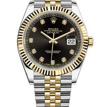 Rolex 126333 Gold/Steel Datejust 41mm new United States of America, New York, NEW YORK