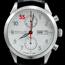 Raidillon Steel 41mm Automatic pre-owned