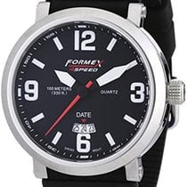 Formex Steel 46mm Quartz 72511.1030 new