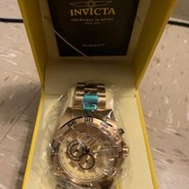 Invicta Steel 52mm Quartz new