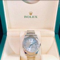 Rolex Datejust II Staal 41mm Zilver Nederland, Alkmaar