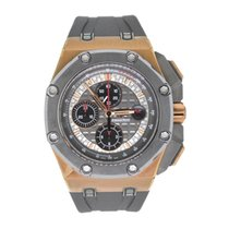Audemars Piguet Or rose 44mm Gris