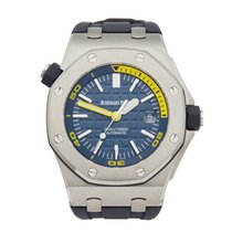 Audemars Piguet Royal Oak Offshore Diver Steel 42mm Blue United Kingdom, Bishop's Stortford