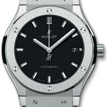 Hublot Classic Fusion 45, 42, 38, 33 mm Titanium 42mm Black United States of America, New York, New York
