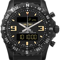 Breitling Chronospace Military Steel 46mm Black Arabic numerals United States of America, California, Moorpark