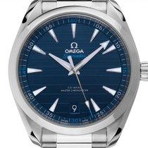 Omega Seamaster Aqua Terra Acero 41mm Azul