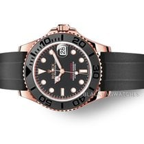 Rolex Yacht-Master 37 Rose gold 37mm Black No numerals United States of America, Florida, Aventura