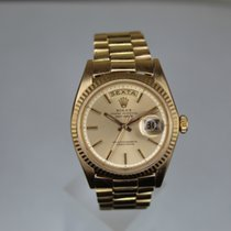 Rolex Day-Date 36 Rose gold 36mm Gold No numerals United States of America, Florida, Miami Beach