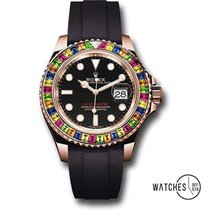 Rolex Yacht-Master 40 116695 SATS New Rose gold 40mm Automatic