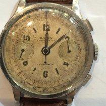 Rolex Chronograph Staal Arabisch