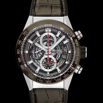 TAG Heuer Carrera Calibre HEUER 01 43mm Transparent United States of America, California, San Mateo