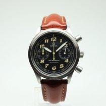 Omega Dynamic Chronograph Steel 38mm Black Arabic numerals United States of America, Virginia, ARLINGTON
