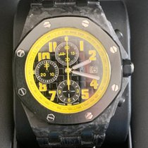 Audemars Piguet Royal Oak Offshore Chronograph Carbon 42mm Black Arabic numerals