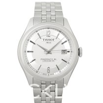 Tissot Ballade Powermatic 80 COSC 41mm Silver