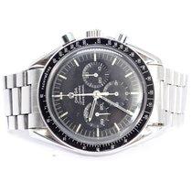 Omega Speedmaster Professional Moonwatch Aço 42mm Preto Sem números Brasil, 22410000