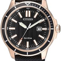 Citizen Steel 47mm AW1523-01E new