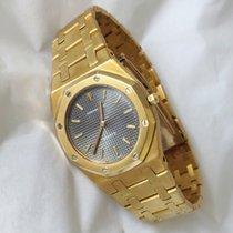 Audemars Piguet Royal Oak Yellow gold 31mm Grey