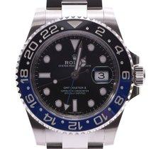 Rolex 116710BLNR Сталь GMT-Master II 40mm подержанные