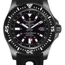 Breitling Superocean 44 44mm Black United States of America, New York, NY