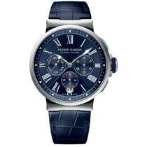 Ulysse Nardin Marine Chronograph 1533150/43 new