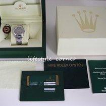 Rolex Oyster Perpetual 31 gebraucht 31mm Silber Stahl