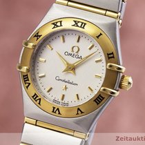 Omega Constellation Ladies 795.1203 pre-owned