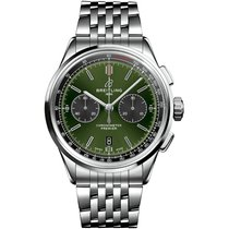 Breitling for Bentley new 2020 Automatic Chronograph Watch with original box and original papers AB0118A11L1A1