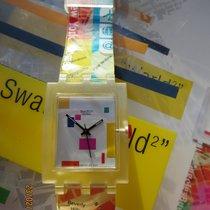 Swatch Plastique Quartz SUAZ 100 nouveau Belgique, Merksem