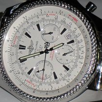 Breitling Bentley Motors Steel 48mm Silver No numerals United States of America, New York, Greenvale