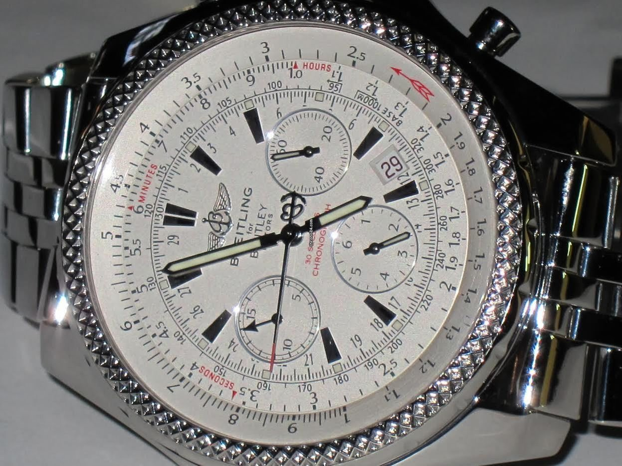 Breitling Bentley Motors Chronograph Special Edition For