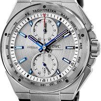 IWC Ingenieur Chronograph Racer Steel Silver United States of America, New York, Brooklyn