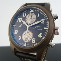 IWC Pilot Chronograph IW388005 New Ceramic 46mm Automatic