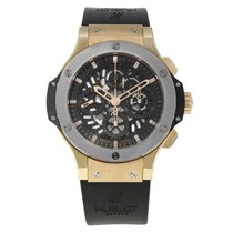 Hublot Aero Big Bang 310.PM.1180.RX 18K Rose Gold & Ceramic Watch