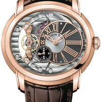 Audemars Piguet Millenary 4101 Rose gold 47mm Grey Roman numerals United Kingdom, Hemel Hempstead, Hertfordshire