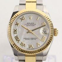 Rolex 178273 Acero y oro 2007 Lady-Datejust 31mm usados