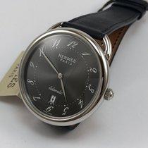 Hermès Arceau neu Automatik Nur Uhr AR4.810