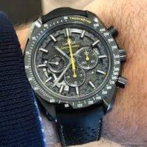 Omega Speedmaster Professional Moonwatch Ceramic 44,25mm Black No numerals