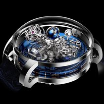 Jacob & Co. Astronomia Platinum 47mm Blue Roman numerals